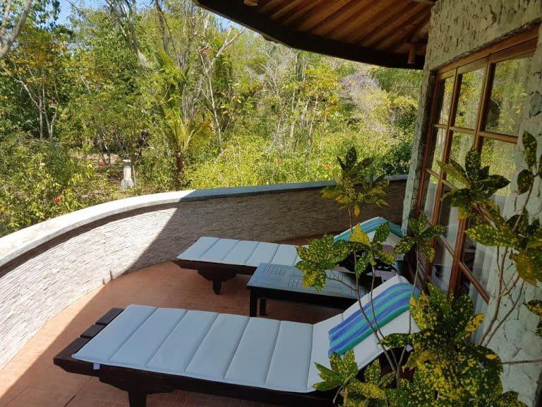 hotel komodo terrasse transat