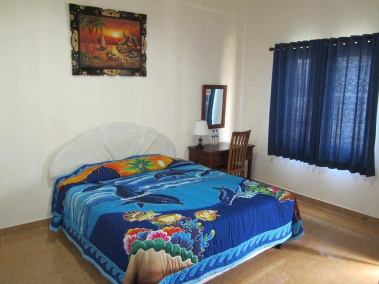 hotel kuta lombok chambre