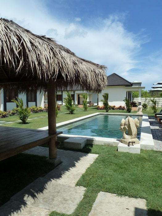 hotel kuta lombok extérieur