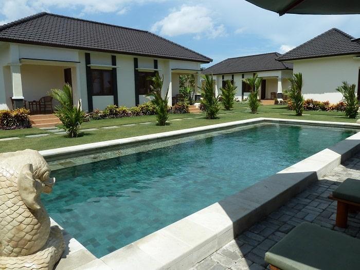 hotel kuta lombok piscine extérieure