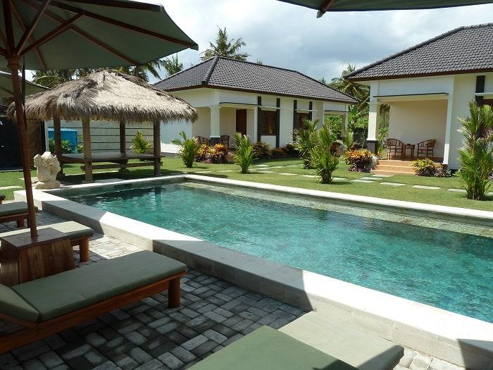 hotel kuta lombok piscine relax