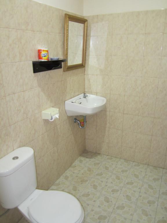 hotel kuta lombok sanitaires