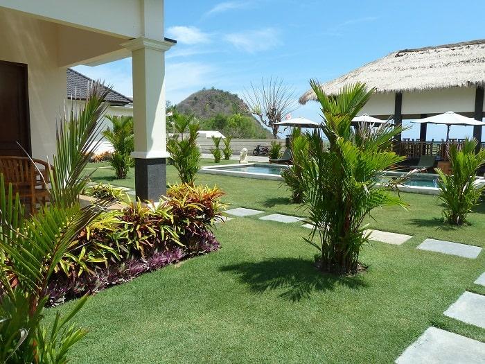 hotel kuta lombok terrasse bungalows