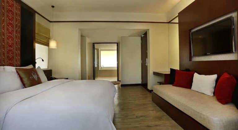 hotel lombok bali chambre