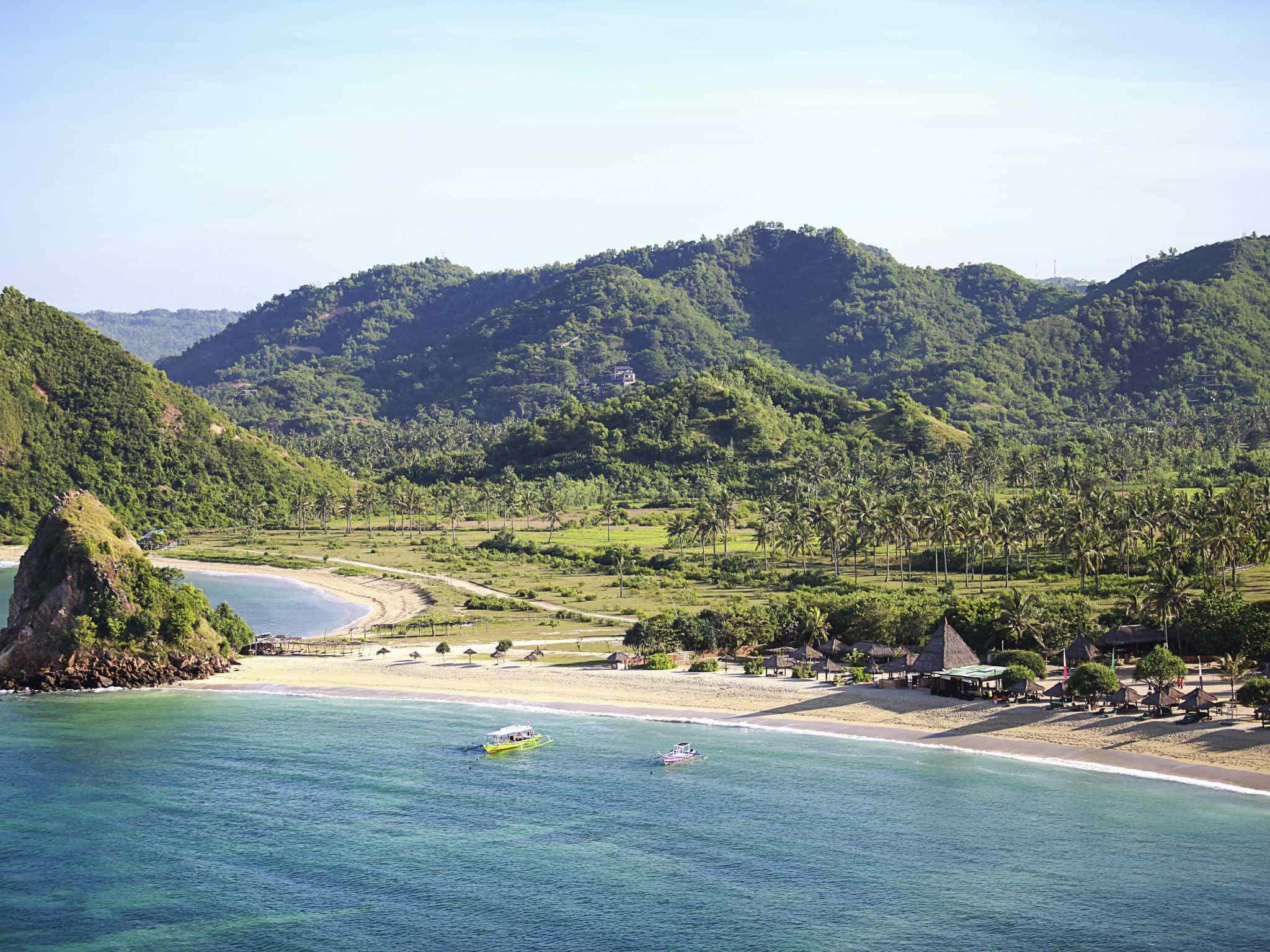 hotel lombok bali panorama
