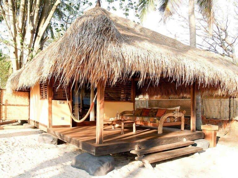 hotel lombok bungalow plage