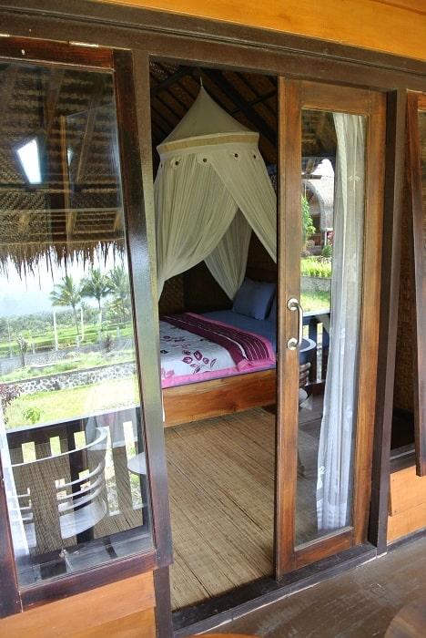 hotel lombok entrée bungalows