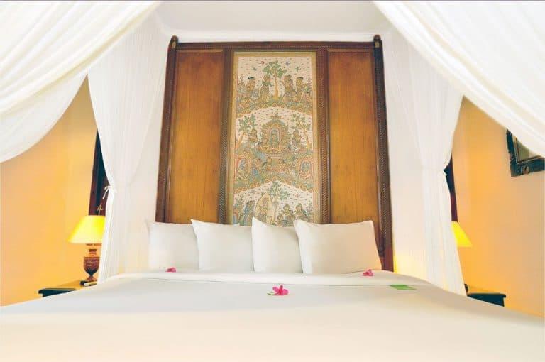 hotel lombok indonésie chambre 2 personnes
