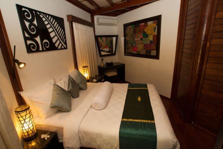 hotel lombok indonésie chambre deux personnes