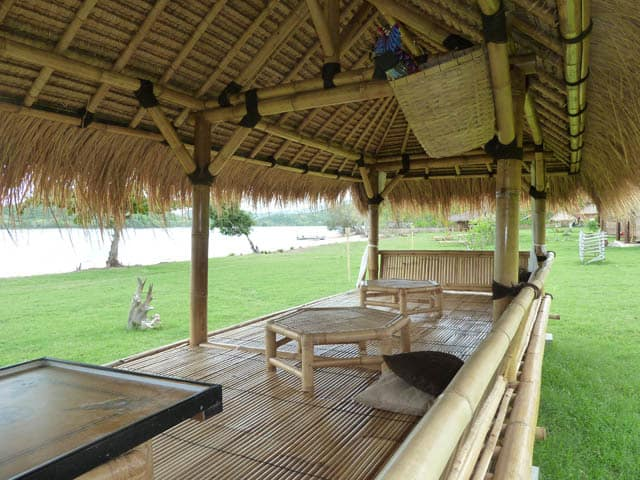 hotel lombok indonésie détente