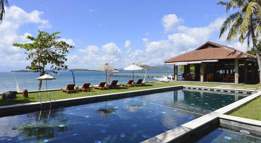 hotel lombok indonésie