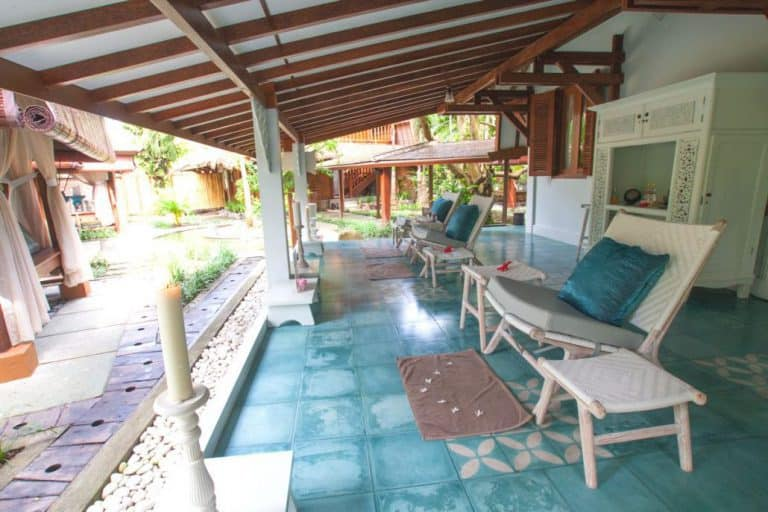 hotel lombok indonésie spa