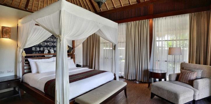hotel Lombok Kuta chambre