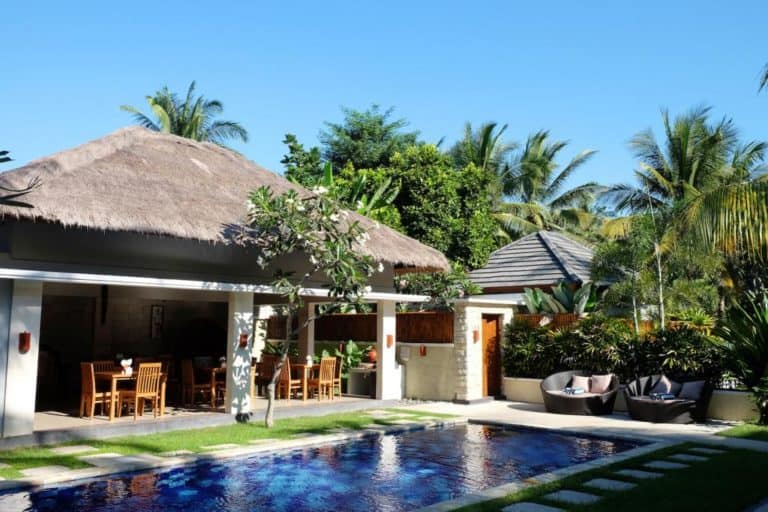 hotel lombok kuta confort