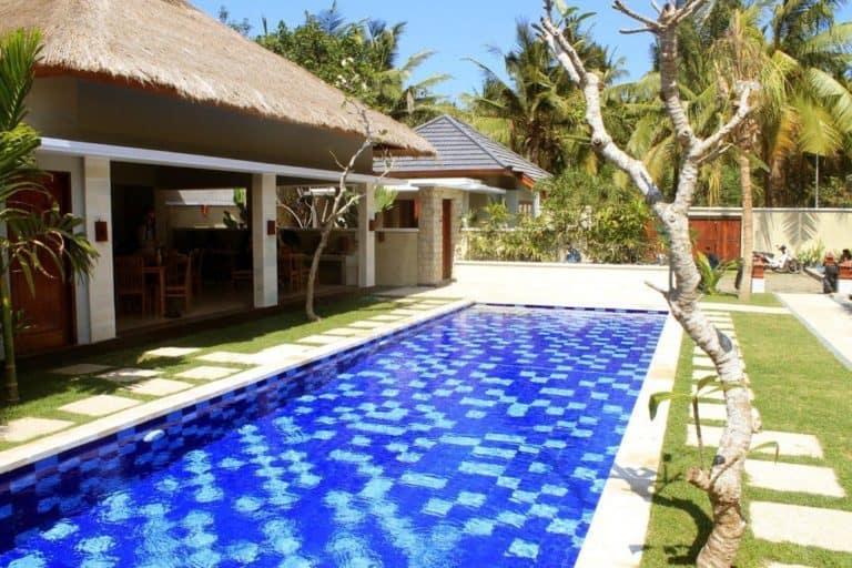 hotel lombok kuta piscine