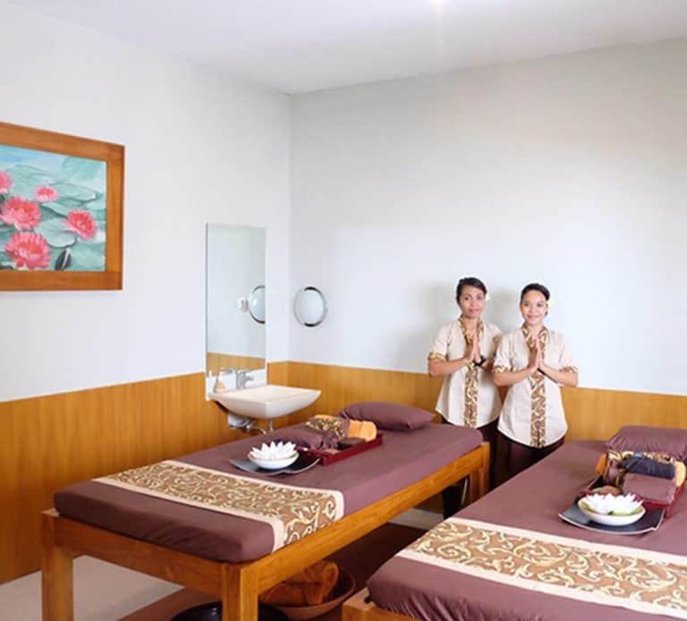 hotel lombok kuta spa