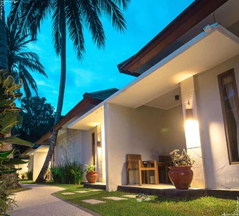 hotel lombok kuta villa