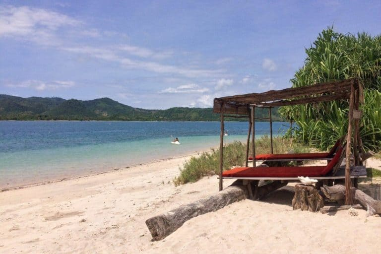 hotel lombok plage paradis