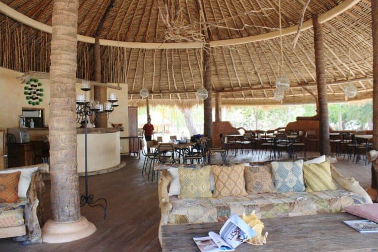 hotel lombok plage restaurant