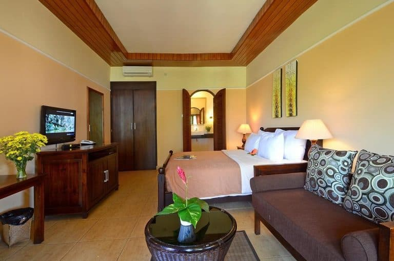 hotel Lombok Senggigi chambre