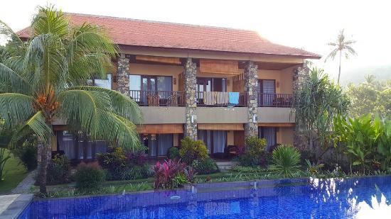 hotel Lombok Senggigi batiment