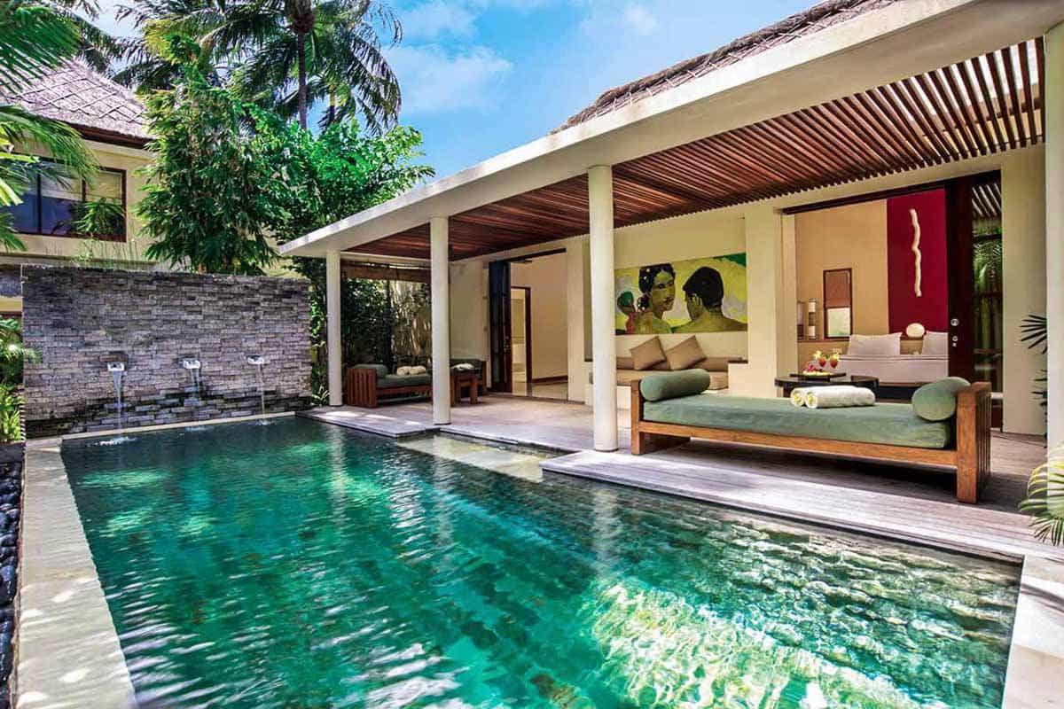 hotel Lombok Senggigi piscine privative