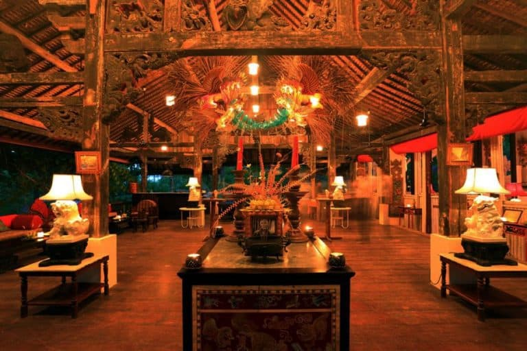 hotel Lombok Tanjung diner