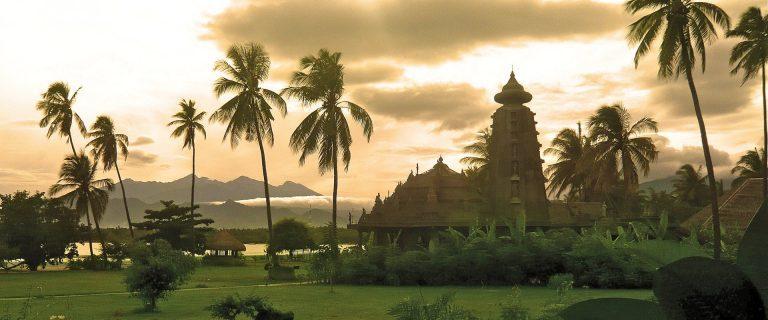 hotel Lombok Tanjung jardin