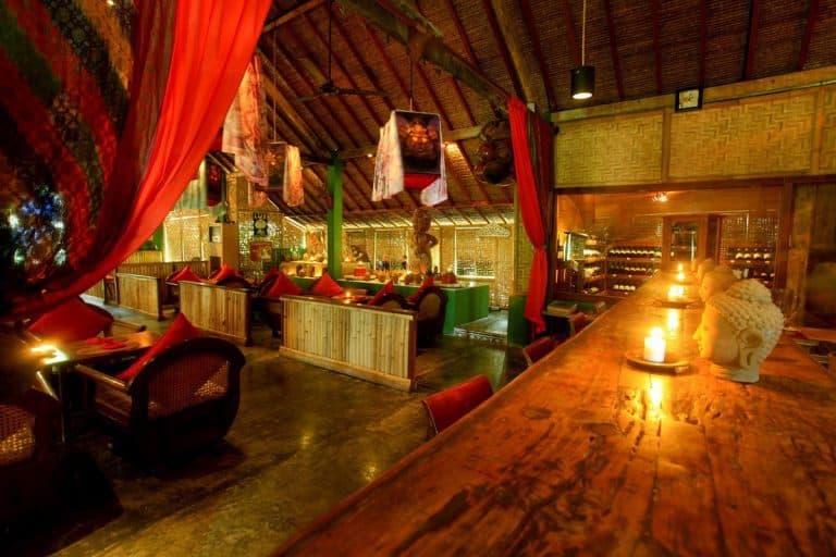 hotel Lombok Tanjung restaurant