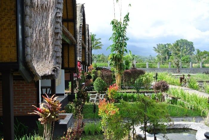 hotel lombok terrasse bungalows