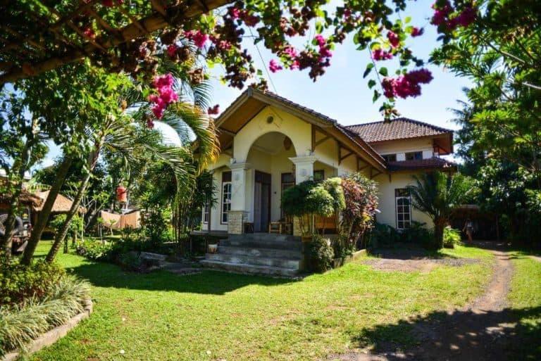 hotel lombok tetebatu maison d'hotes