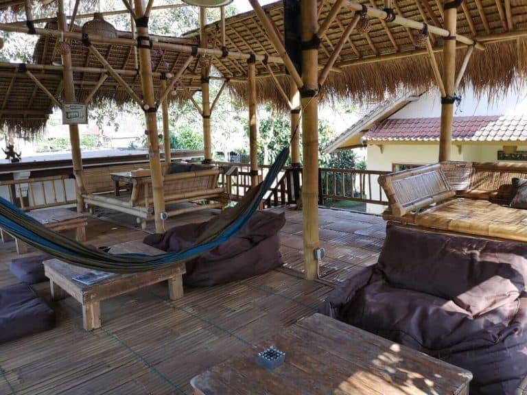 hotel lombok tetebatu restaurant