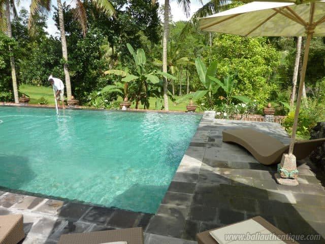 hotel marga bali piscine extérieur