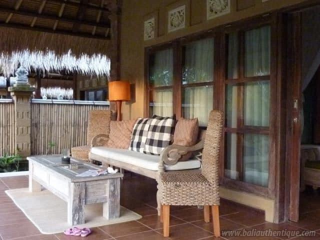 hotel marga bali terrasse