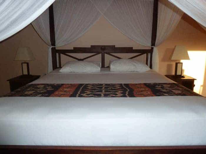 hotel maumere chambre double