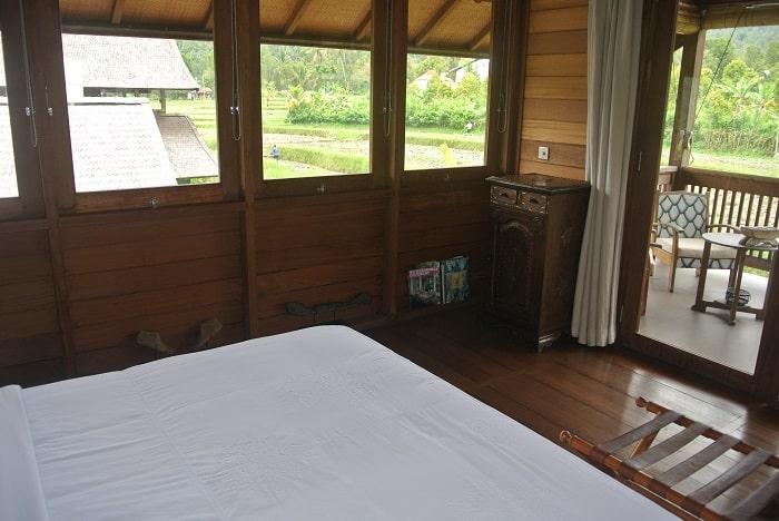 hotel nord de bali intérieur chambre
