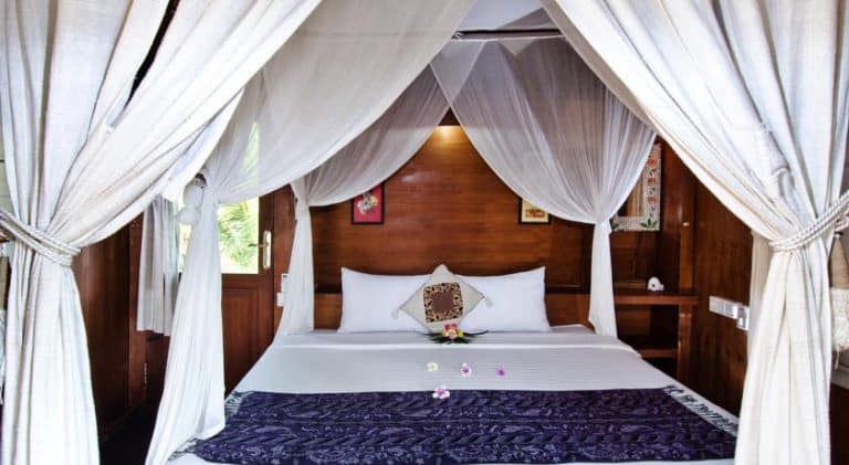 hotel nusa lembongan bungalows chambre