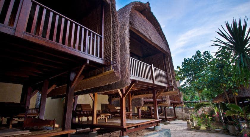 hotel nusa lembongan bungalows plage