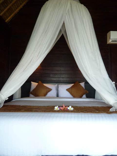 hotel nusa lembongan chambre