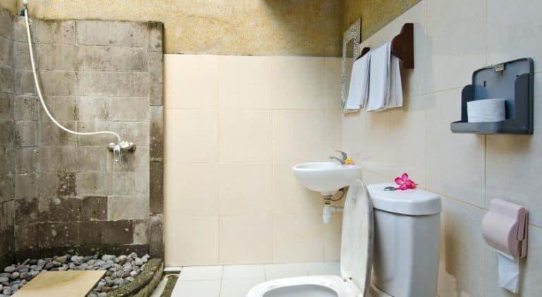 hotel nusa lembongan sanitaires