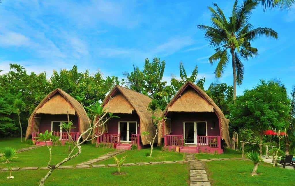 hotel nusa penida bungalow