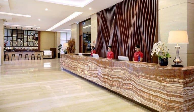 hotel papouasie sorong raja ampat reception