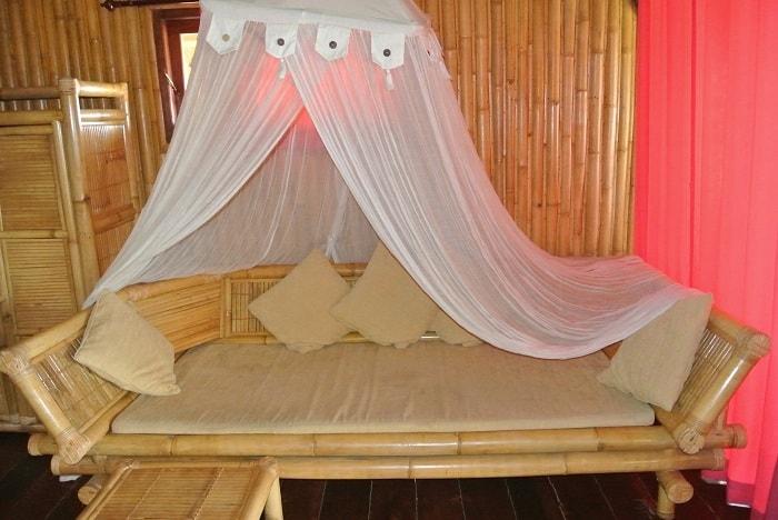 hotel rinjani lombok intérieur chambre