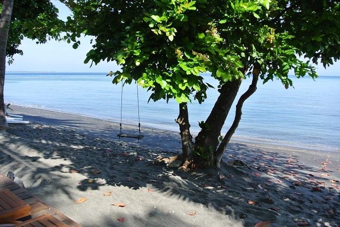 hotel rinjani lombok plage hotel