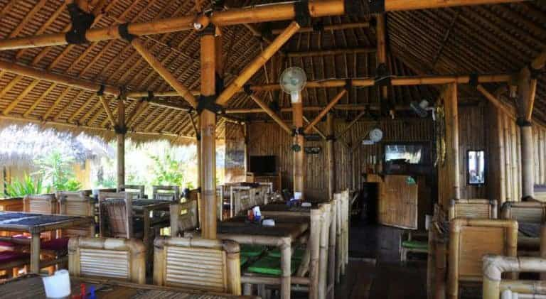 hotel rinjani lombok restaurant