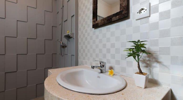 hotel sanur bali salle d'eau