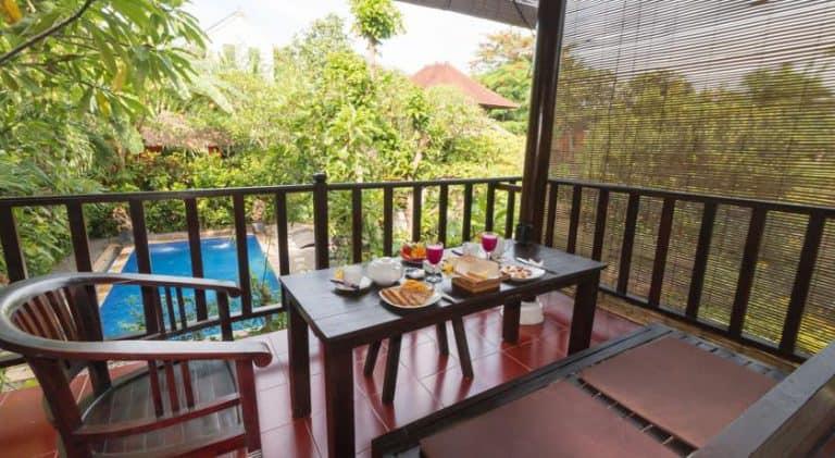 hotel sanur bali terrasse