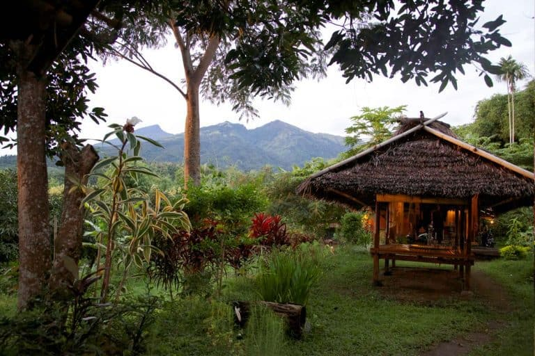 hotel senaru lombok jardin