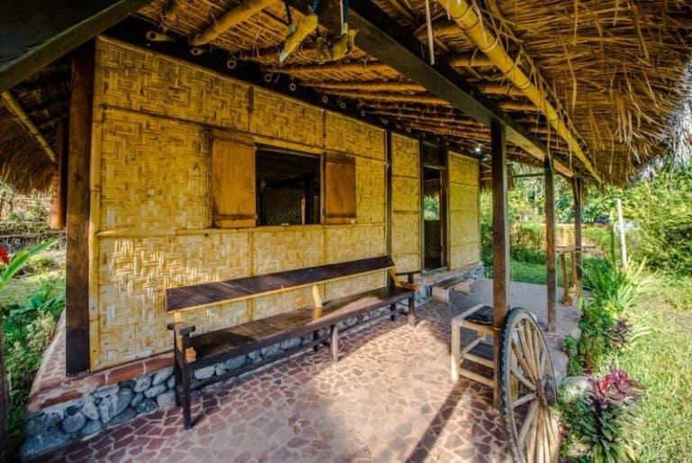 hotel senaru lombok style