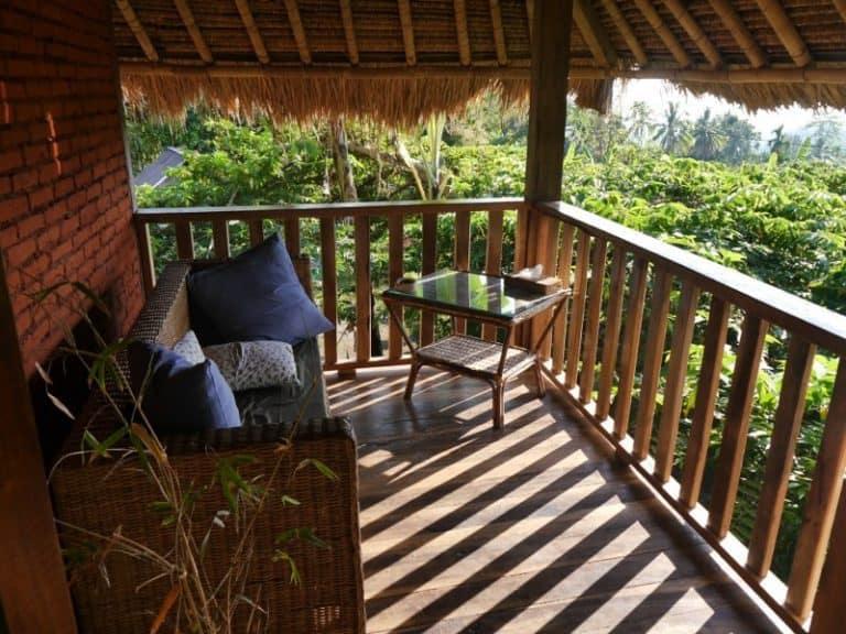 hotel senaru lombok terrace